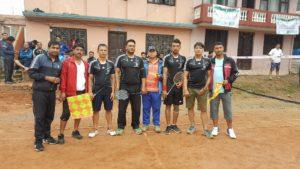 Chandragirinews 34-300x169 देवदर्शन कप ब्याडमिन्टन, दाेश्राे चरणका दाेश्राे दिन ३ खेल खेलकुद बैक / सहकारी संस्था    chandragiri