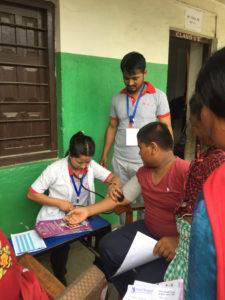 Chandragirinews 1-225x300 बलम्बु मा.वि मा अायोजित स्वास्थ्य शिविरमा ४९१ जनाले लिए सेवा नगरपालिका बलम्बु शिक्षा समाज स्वास्थ्य    chandragiri