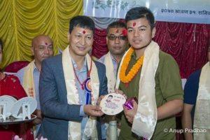 Chandragirinews 14-300x200 एसईई  परीक्षामा उटकृष्ट नतिजा प्राप्त गर्ने छात्र र छात्राहरुलाइ सम्मान शिक्षा    chandragiri