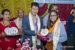 Chandragirinews 4-300x200 एसईई  परीक्षामा उटकृष्ट नतिजा प्राप्त गर्ने छात्र र छात्राहरुलाइ सम्मान शिक्षा    chandragiri