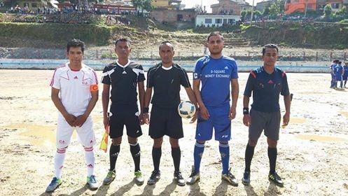 Chandragirinews second-day2 नैकाप गोल्डकपको दोस्रो दिन ३ खेल सम्पन्न खेलकुद नैकाप नयाँ भन्ज्यांग    chandragiri