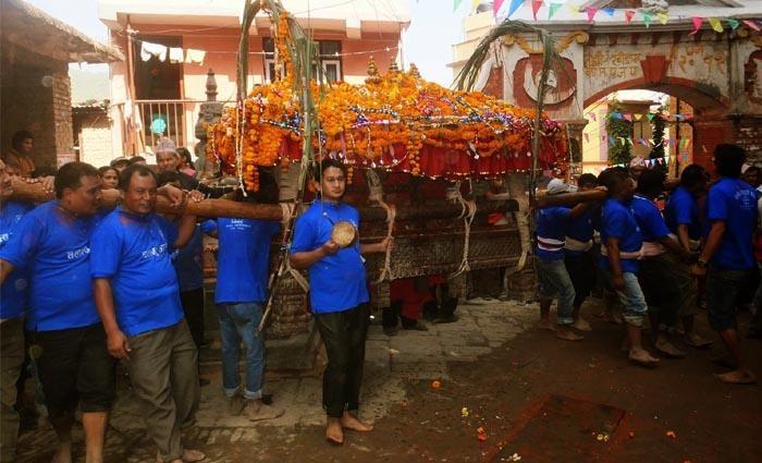 Chandragirinews b बलम्बु कुमारी महालक्ष्मी जात्रा बलम्बु संस्कृत    chandragiri