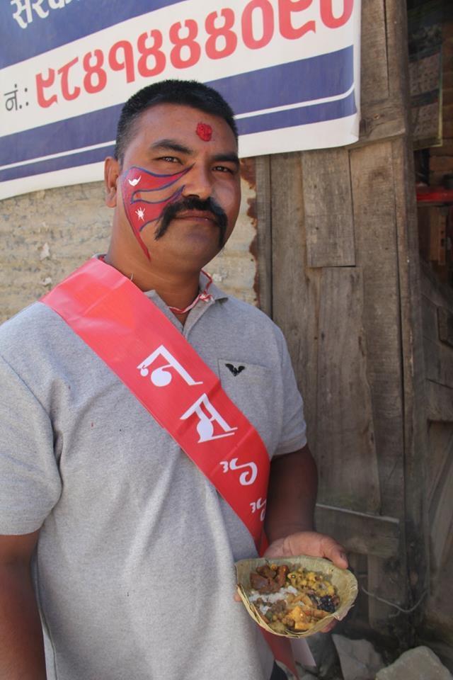 Chandragirinews satungal-nepal-sambat-1138-chandragirinews-14 नेपाल संवत् ११३८ का अवसरमा अायाेजित र्याली कला/साहित्य मुख्य    chandragiri