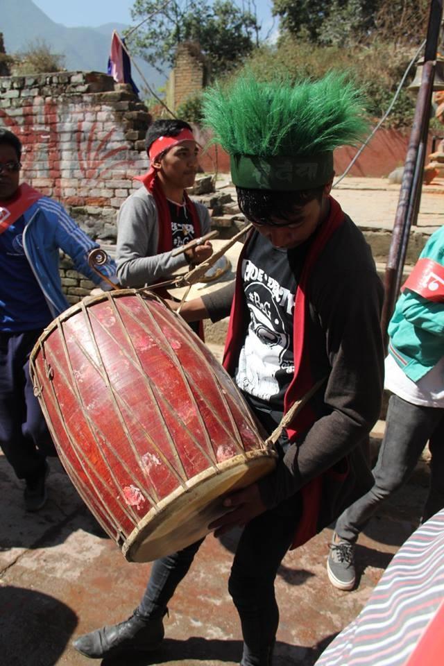 Chandragirinews satungal-nepal-sambat-1138-chandragirinews-18 नेपाल संवत् ११३८ का अवसरमा अायाेजित र्याली कला/साहित्य मुख्य    chandragiri