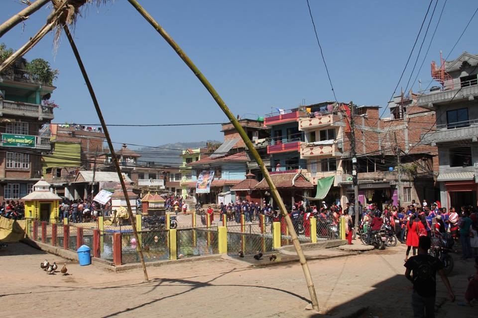 Chandragirinews satungal-nepal-sambat-1138-chandragirinews-20 नेपाल संवत् ११३८ का अवसरमा अायाेजित र्याली कला/साहित्य मुख्य    chandragiri
