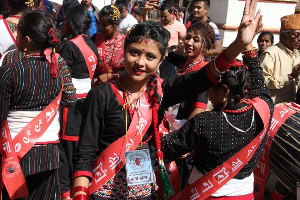 Chandragirinews satungal-nepal-sambat-1138-chandragirinews-23 नेपाल संवत् ११३८ का अवसरमा अायाेजित र्याली कला/साहित्य मुख्य    chandragiri