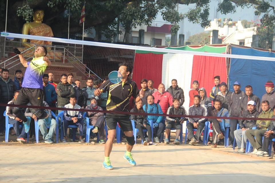 "Chandragirinews boshi-gaun-quatar-final-badminton-1 ""प्रथम बोसीगाउ खुल्ला पुरुष डबल्स ब्याडमिन्टन प्रतियोगिता २०७४"" आज बाट क्वाटर फाइनल खेलकुद बोसिंगाउँ    chandragiri, chandragiri news, chandragiri hills, chandragiri cabel car, thankot, satungal, naikap, balambu, matatirtha"