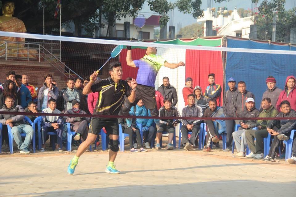 "Chandragirinews boshi-gaun-quatar-final-badminton-2 ""प्रथम बोसीगाउ खुल्ला पुरुष डबल्स ब्याडमिन्टन प्रतियोगिता २०७४"" आज बाट क्वाटर फाइनल खेलकुद बोसिंगाउँ    chandragiri, chandragiri news, chandragiri hills, chandragiri cabel car, thankot, satungal, naikap, balambu, matatirtha"