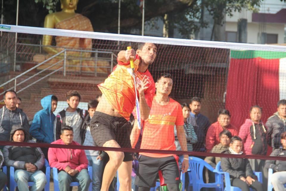 "Chandragirinews boshi-gaun-quatar-final-badminton-7 ""प्रथम बोसीगाउ खुल्ला पुरुष डबल्स ब्याडमिन्टन प्रतियोगिता २०७४"" आज बाट क्वाटर फाइनल खेलकुद बोसिंगाउँ    chandragiri, chandragiri news, chandragiri hills, chandragiri cabel car, thankot, satungal, naikap, balambu, matatirtha"