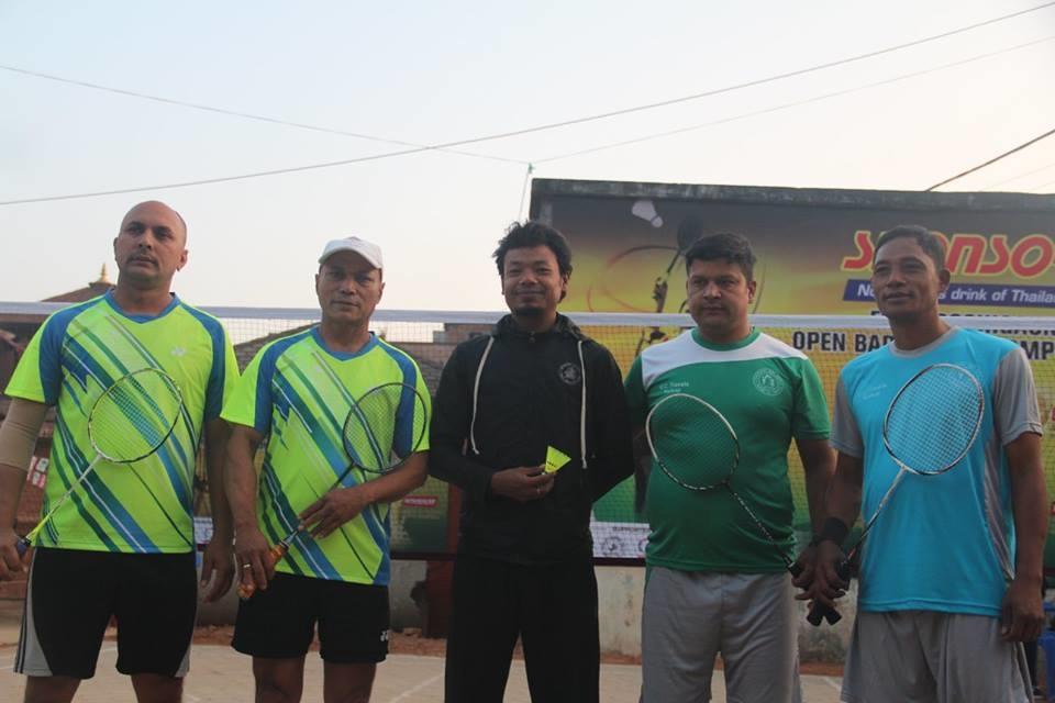 "Chandragirinews boshi-gaun-quatar-final-badminton-8 ""प्रथम बोसीगाउ खुल्ला पुरुष डबल्स ब्याडमिन्टन प्रतियोगिता २०७४"" आज बाट क्वाटर फाइनल खेलकुद बोसिंगाउँ    chandragiri"
