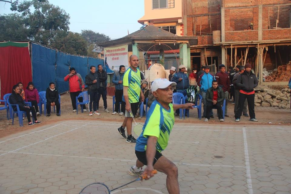 "Chandragirinews boshi-gaun-quatar-final-badminton-9 ""प्रथम बोसीगाउ खुल्ला पुरुष डबल्स ब्याडमिन्टन प्रतियोगिता २०७४"" आज बाट क्वाटर फाइनल खेलकुद बोसिंगाउँ    chandragiri, chandragiri news, chandragiri hills, chandragiri cabel car, thankot, satungal, naikap, balambu, matatirtha"