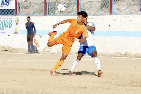 Chandragirinews gold-cup-2nd-semi-final-4_600x400 हिमालयन शेर्पा चन्द्रागिरी गोल्डकपको फाइनलमा खेलकुद नैकाप नयाँ भन्ज्यांग नैकाप पुरानो भन्ज्यांग    chandragiri