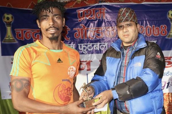 Chandragirinews gold-cup-2nd-semi-final-7_600x399 हिमालयन शेर्पा चन्द्रागिरी गोल्डकपको फाइनलमा खेलकुद नैकाप नयाँ भन्ज्यांग नैकाप पुरानो भन्ज्यांग    chandragiri