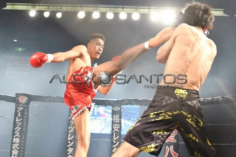 Chandragirinews boxing-3 जापानमा 'हिट ४१ प्रोफेशनल किक बक्सिङ'मा नेपाली खेलाडी घिमीरेलाई सफलता खेलकुद    chandragiri