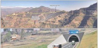 Chandragirinews tunnel-324x160 Home    chandragiri, chandragiri news, chandragiri hills, chandragiri cabel car, thankot, satungal, naikap, balambu, matatirtha
