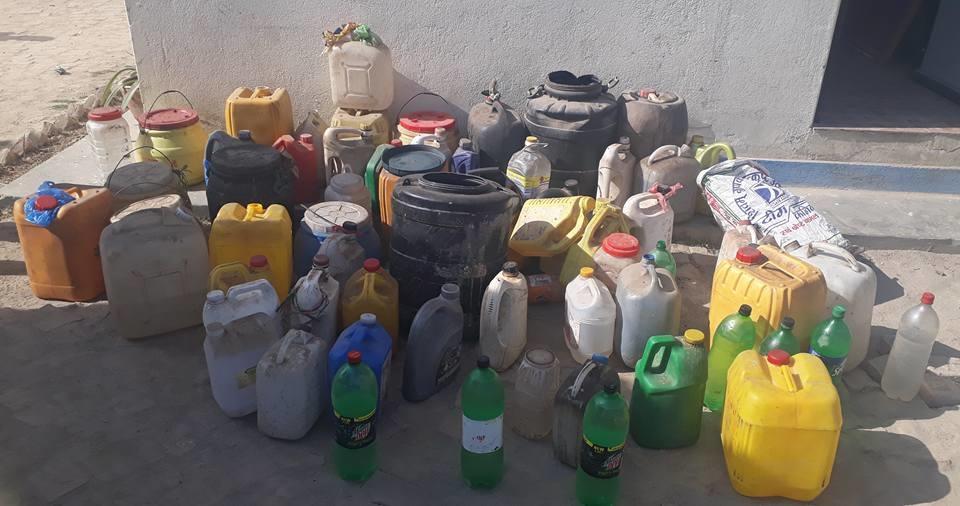 Chandragirinews alcohol ३ हजार लिटर घरेलु मदिरा नष्ट अपराध बलम्बु ब्रेकिंग न्युज    chandragiri