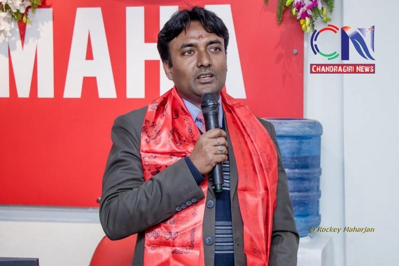 Chandragirinews chandragiri-yamaha-showroom-12 यामाहाको नयाँ शोरुम सतुंगलमा नगरपालिका बैक / सहकारी संस्था मुख्य सतुंगल समाज    chandragiri