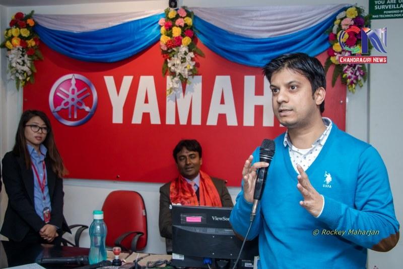 Chandragirinews chandragiri-yamaha-showroom-18 यामाहाको नयाँ शोरुम सतुंगलमा नगरपालिका बैक / सहकारी संस्था मुख्य सतुंगल समाज    chandragiri