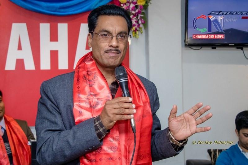 Chandragirinews chandragiri-yamaha-showroom-19 यामाहाको नयाँ शोरुम सतुंगलमा नगरपालिका बैक / सहकारी संस्था मुख्य सतुंगल समाज    chandragiri