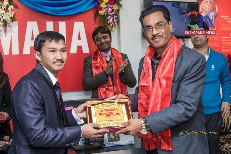 Chandragirinews chandragiri-yamaha-showroom-20 यामाहाको नयाँ शोरुम सतुंगलमा नगरपालिका बैक / सहकारी संस्था मुख्य सतुंगल समाज    chandragiri