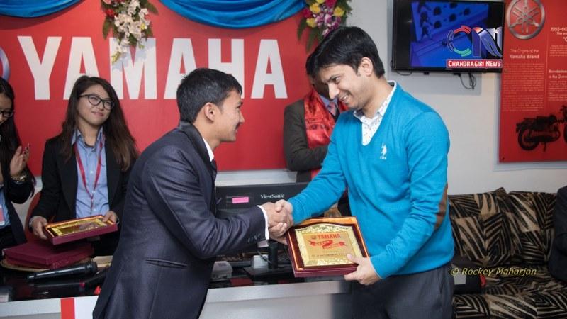Chandragirinews chandragiri-yamaha-showroom-21 यामाहाको नयाँ शोरुम सतुंगलमा नगरपालिका बैक / सहकारी संस्था मुख्य सतुंगल समाज    chandragiri