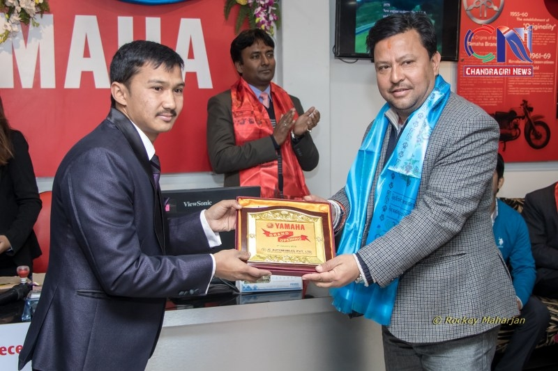 Chandragirinews chandragiri-yamaha-showroom-23 यामाहाको नयाँ शोरुम सतुंगलमा नगरपालिका बैक / सहकारी संस्था मुख्य सतुंगल समाज    chandragiri