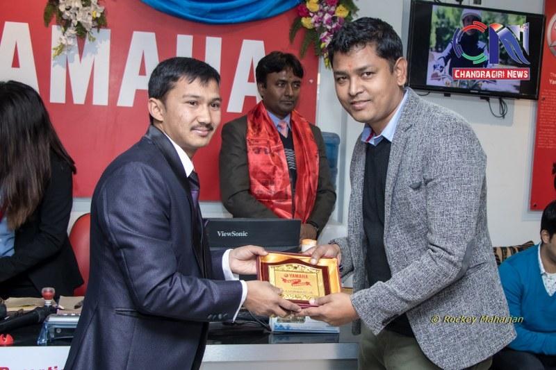 Chandragirinews chandragiri-yamaha-showroom-27 यामाहाको नयाँ शोरुम सतुंगलमा नगरपालिका बैक / सहकारी संस्था मुख्य सतुंगल समाज    chandragiri