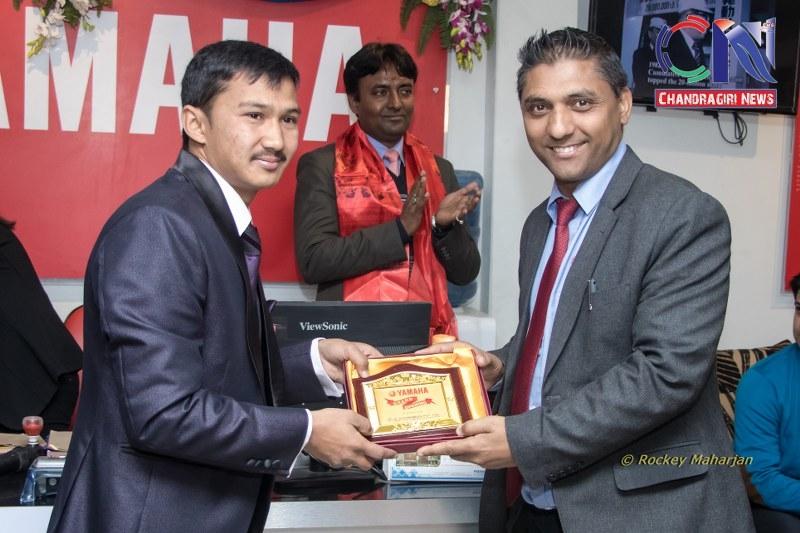 Chandragirinews chandragiri-yamaha-showroom-28 यामाहाको नयाँ शोरुम सतुंगलमा नगरपालिका बैक / सहकारी संस्था मुख्य सतुंगल समाज    chandragiri