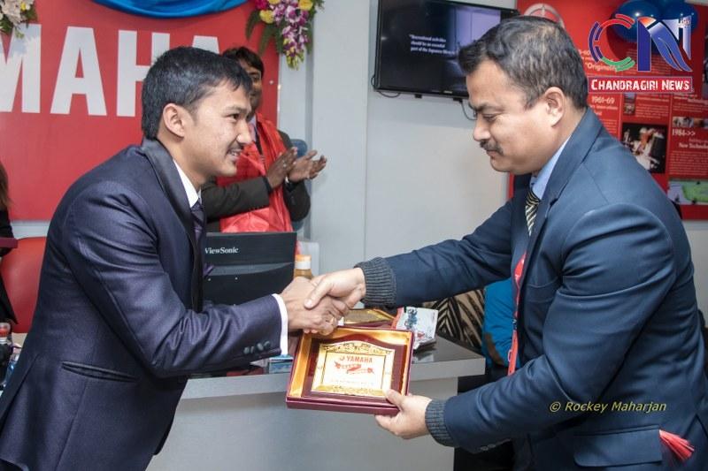 Chandragirinews chandragiri-yamaha-showroom-29 यामाहाको नयाँ शोरुम सतुंगलमा नगरपालिका बैक / सहकारी संस्था मुख्य सतुंगल समाज    chandragiri