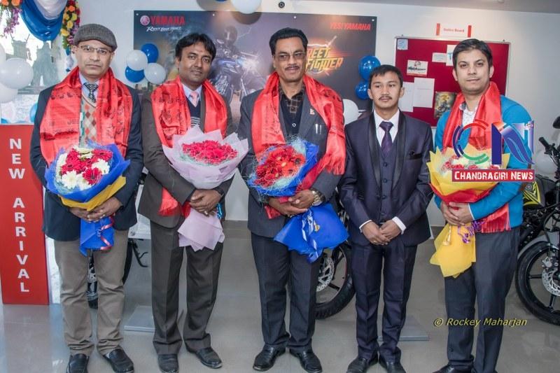 Chandragirinews chandragiri-yamaha-showroom-3 यामाहाको नयाँ शोरुम सतुंगलमा नगरपालिका बैक / सहकारी संस्था मुख्य सतुंगल समाज    chandragiri