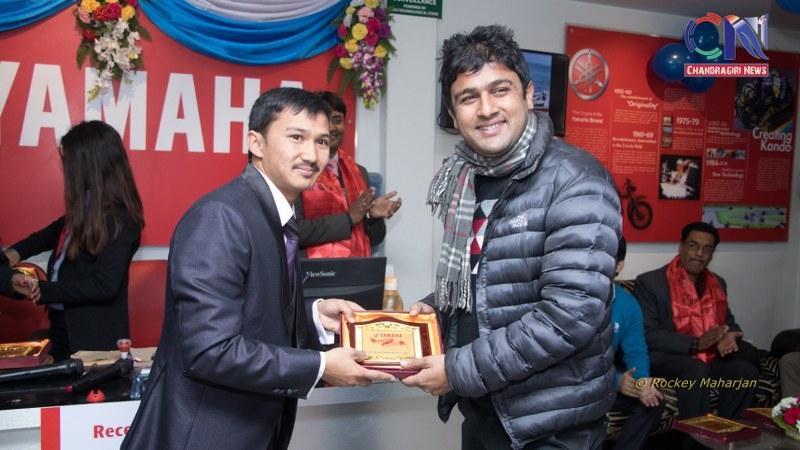 Chandragirinews chandragiri-yamaha-showroom-30 यामाहाको नयाँ शोरुम सतुंगलमा नगरपालिका बैक / सहकारी संस्था मुख्य सतुंगल समाज    chandragiri