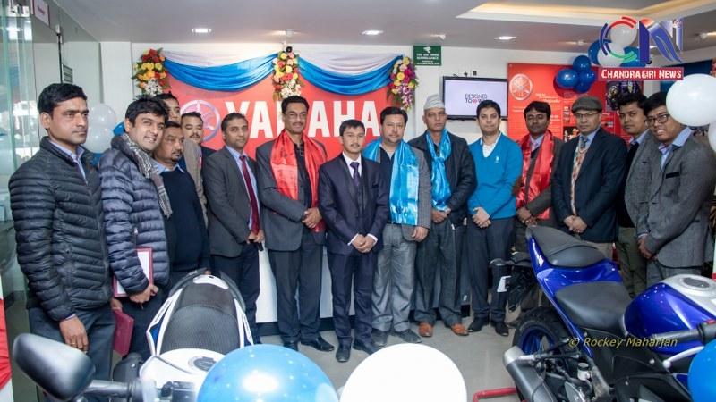Chandragirinews chandragiri-yamaha-showroom-33 यामाहाको नयाँ शोरुम सतुंगलमा नगरपालिका बैक / सहकारी संस्था मुख्य सतुंगल समाज    chandragiri