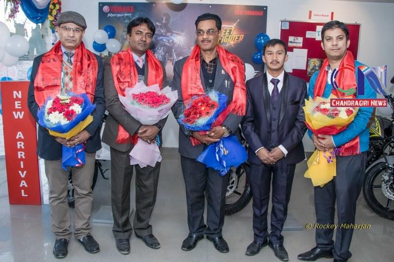 Chandragirinews chandragiri-yamaha-showroom-4 यामाहाको नयाँ शोरुम सतुंगलमा नगरपालिका बैक / सहकारी संस्था मुख्य सतुंगल समाज    chandragiri