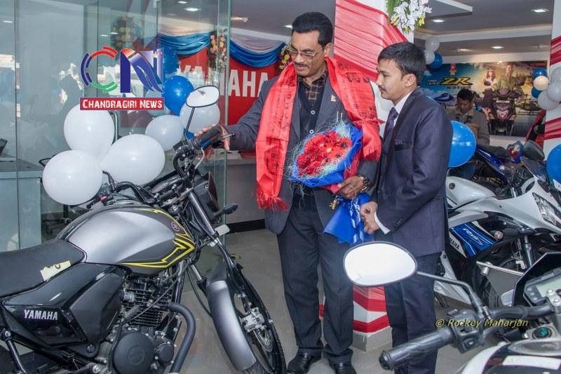 Chandragirinews chandragiri-yamaha-showroom-5 यामाहाको नयाँ शोरुम सतुंगलमा नगरपालिका बैक / सहकारी संस्था मुख्य सतुंगल समाज    chandragiri