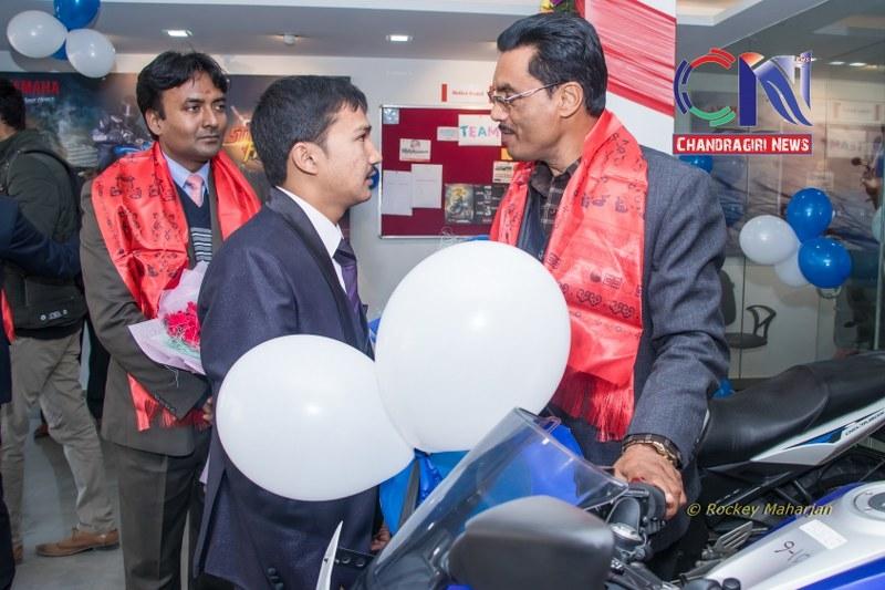 Chandragirinews chandragiri-yamaha-showroom-6 यामाहाको नयाँ शोरुम सतुंगलमा नगरपालिका बैक / सहकारी संस्था मुख्य सतुंगल समाज    chandragiri
