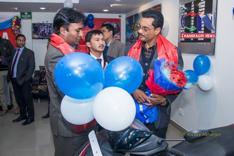 Chandragirinews chandragiri-yamaha-showroom-7 यामाहाको नयाँ शोरुम सतुंगलमा नगरपालिका बैक / सहकारी संस्था मुख्य सतुंगल समाज    chandragiri