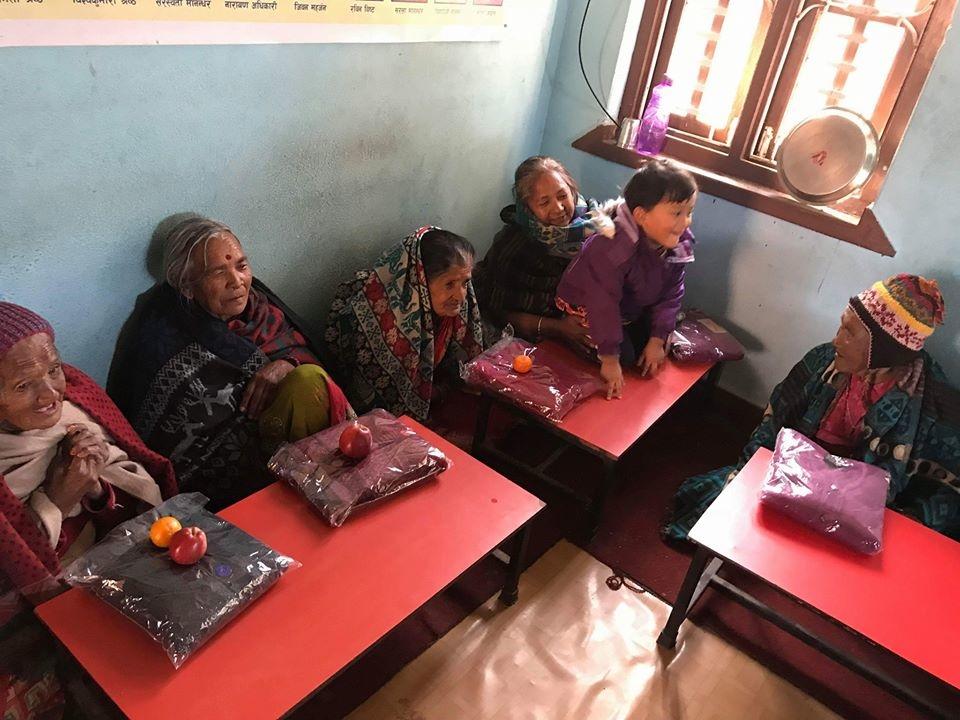 Chandragirinews isdri-3 मातातिर्थ वृद्धाश्रममा एकिकृत सामाजिक विकास तथा अनुसन्धान परिषद्को सहयोग मातातिर्थ मुख्य राष्ट्रिय संस्कृत    chandragiri