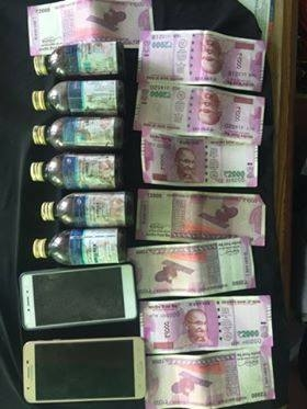 Chandragirinews police1 अबैध लागू औषध र भारु रकम सहित मानिस पक्राउ अपराध    chandragiri