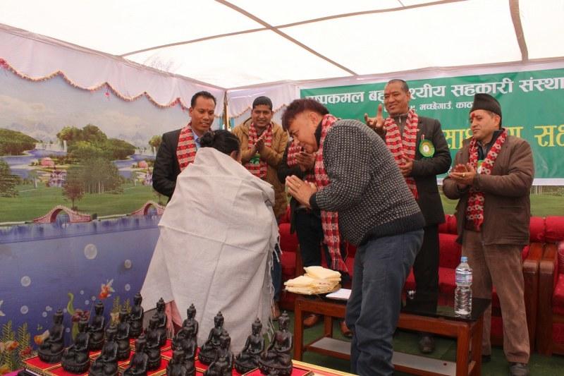 Chandragirinews puspakamal-chandragiri-9 पुष्पकमल बहुउद्देश्यीय सहकारी संस्था लि. को १० ओं बार्षिक साधारण सभा सम्पन्न बैक / सहकारी संस्था मछेगाउँ    chandragiri, chandragiri news, chandragiri hills, chandragiri cabel car, thankot, satungal, naikap, balambu, matatirtha