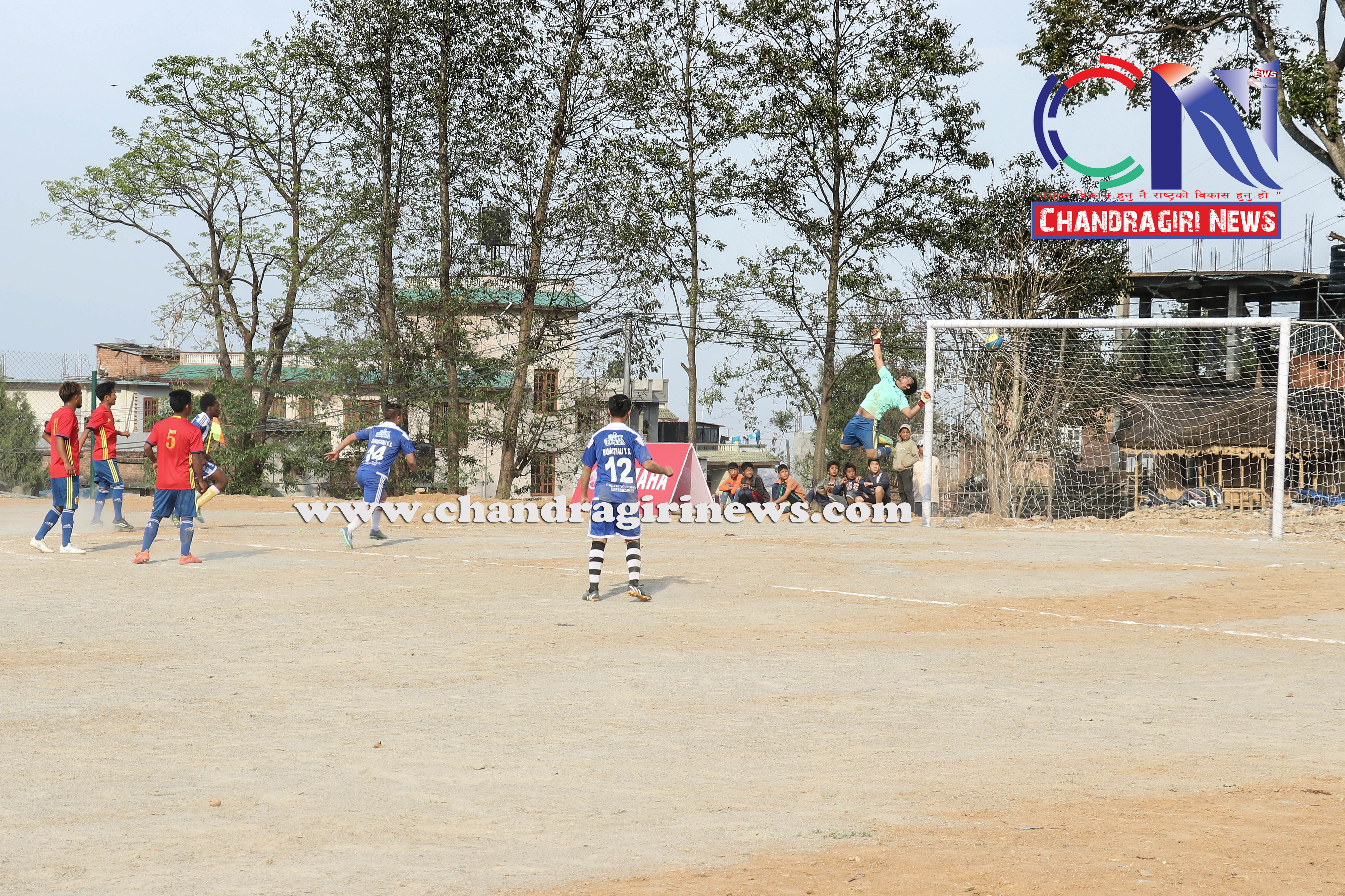 Chandragirinews first-game-wuc-16 चाैठाै  नेपाललय वईस्टन युनाईटेड क्लव फुटबल प्रतियाेगिता सुरू काठमाडौं किसीपिँडी खेलकुद थानकोट ब्रेकिंग न्युज महादेव स्थान मातातिर्थ मुख्य    chandragiri