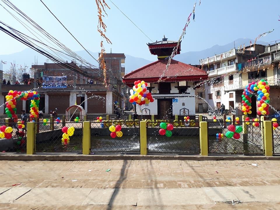 Chandragirinews kisi1 कालिका भैरब जात्रा किसीपिँडी नगरपालिका मुख्य राष्ट्रिय संस्कृत    chandragiri