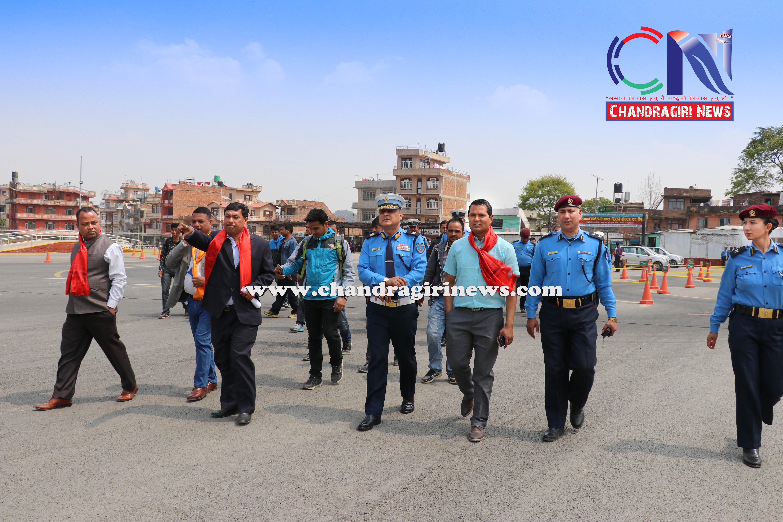 Chandragirinews vechicle-and-research-center-7 गुर्जुधारमा सवारी चालक अनुमतिपत्र परीक्षण केन्द्र सुरु बलम्बु ब्रेकिंग न्युज मुख्य राष्ट्रिय शिक्षा    chandragiri