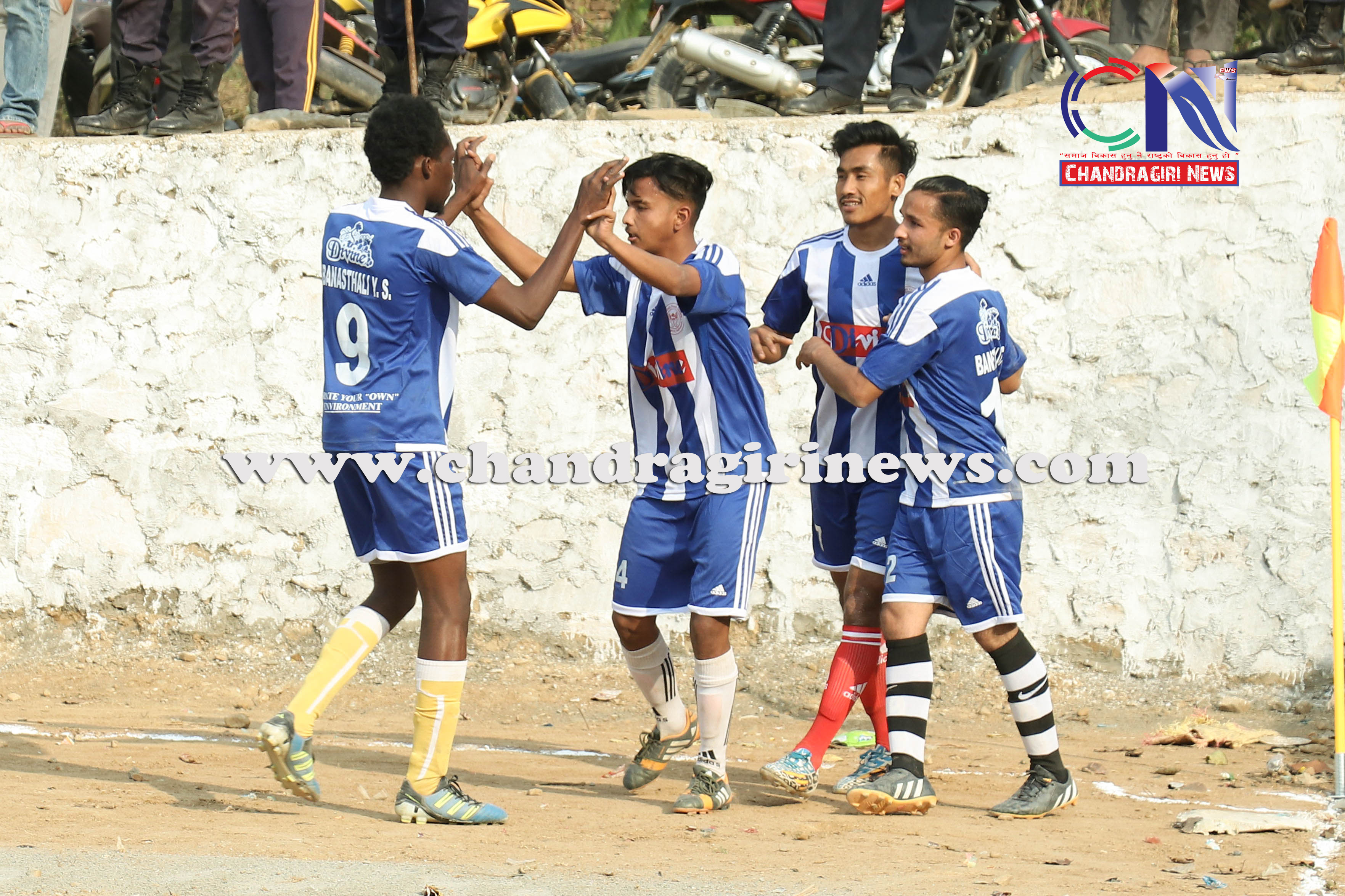 Chandragirinews western-united-first-game-9 चाैठाै  नेपाललय वईस्टन युनाईटेड क्लव फुटबल प्रतियाेगिता सुरू काठमाडौं किसीपिँडी खेलकुद थानकोट ब्रेकिंग न्युज महादेव स्थान मातातिर्थ मुख्य    chandragiri