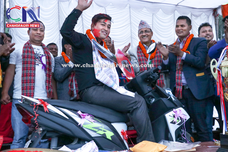 Chandragirinews 1 नेपालय वइस्टर्न यूनाइटेड फुटबलको उपाधि टिम स्पिड न्यूरोडलाई खेलकुद ब्रेकिंग न्युज मुख्य    chandragiri