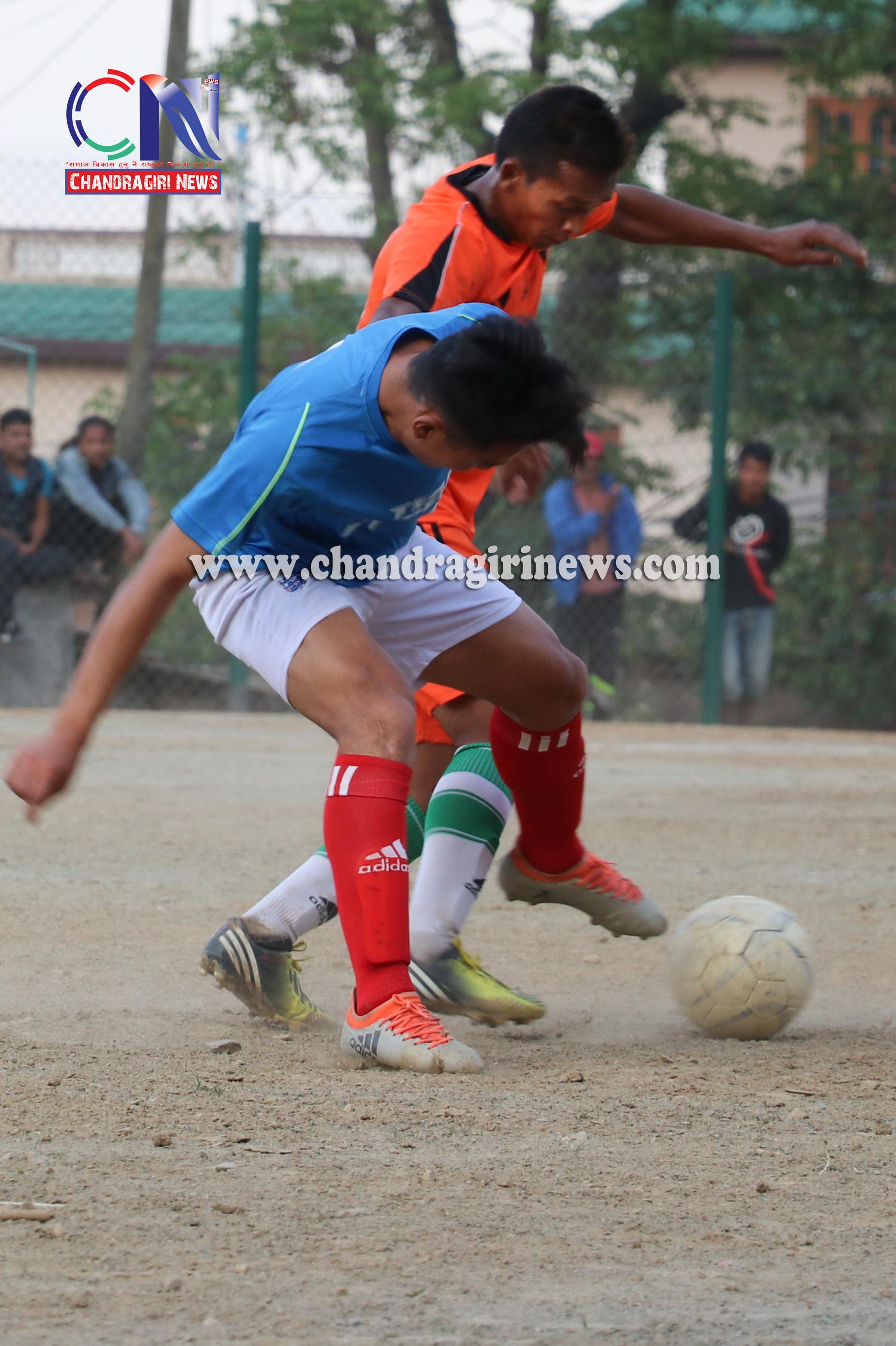 Chandragirinews 2-1 नेपालय वइस्टर्न यूनाइटेड फुटबलको उपाधि टिम स्पिड न्यूरोडलाई खेलकुद ब्रेकिंग न्युज मुख्य    chandragiri