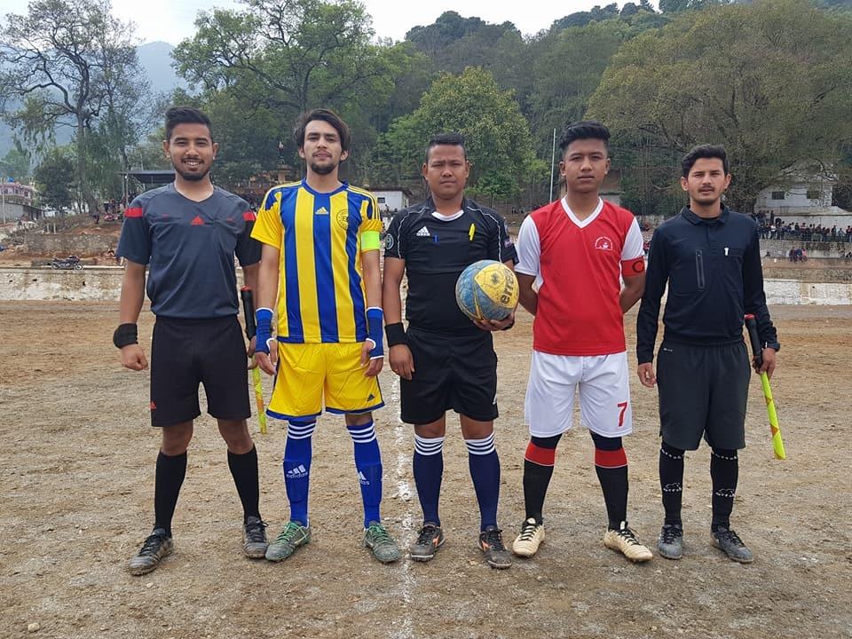 Chandragirinews 2 आयोजक वईस्टन युनाईटेड क्लब पहिलो खेलमै दीपशिका फुटबल क्लबसँग पराजित खेलकुद ब्रेकिंग न्युज मुख्य    chandragiri