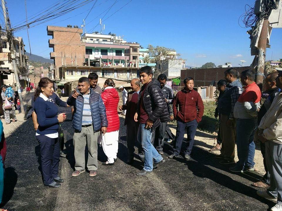 Chandragirinews breaking-news1 ६ महिना नपुग्दै उक्कियो कालोपत्रे नगरपालिका निर्वाचन ब्रेकिंग न्युज मुख्य राजनीति राष्ट्रिय वडा सतुंगल समाज    chandragiri