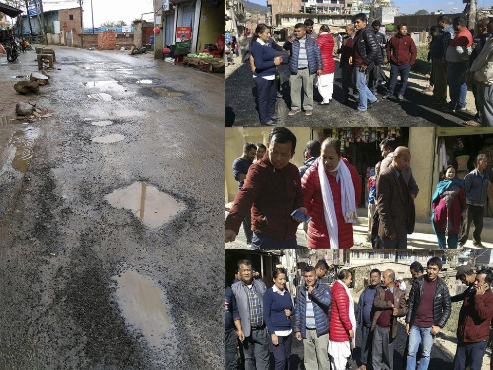 Chandragirinews breaking-newsfinal ६ महिना नपुग्दै उक्कियो कालोपत्रे नगरपालिका निर्वाचन ब्रेकिंग न्युज मुख्य राजनीति राष्ट्रिय वडा सतुंगल समाज    chandragiri