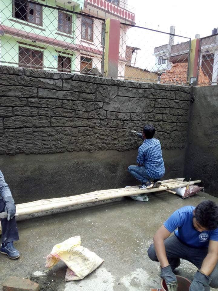 Chandragirinews pokhari2 चन्द्रागिरी न. पा. वडा नं ५ किपुल्चामा पोखरी पुन: निर्माण हुदै किसीपिँडी मुख्य वडा समाज संस्कृत    chandragiri