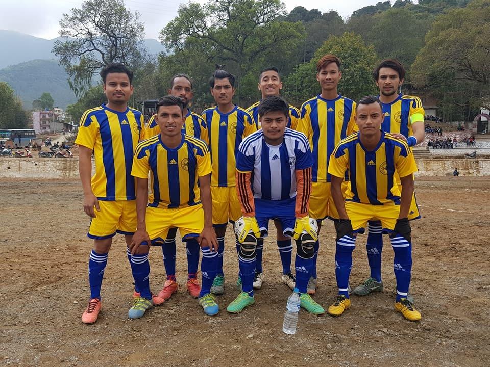 Chandragirinews western-united-3 आयोजक वईस्टन युनाईटेड क्लब पहिलो खेलमै दीपशिका फुटबल क्लबसँग पराजित खेलकुद ब्रेकिंग न्युज मुख्य    chandragiri